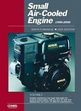 1990-2000 Small Engine Briggs Homelite LawnBoy Tecumseh Repair Manual V2 SES22