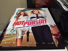 HOT PURSUIT - Movie Poster - Flyer - 11.5 X 17 - WITHERSPOON - VERGARA