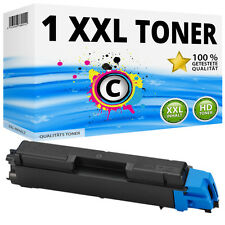 1x XL TONER PATRONE für Kyocera Mita FS-C5150DN Toner-patrone kassette TK-580C