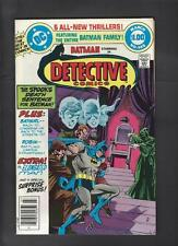 Detective Comics 488 NM 9.4 68 Page $1 Giant Batman Hi-Res Scans