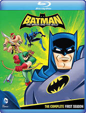 Batman: The Brave and the Bold - The Complete First Season (Blu-ray Disc,...
