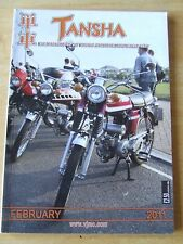 VJMC TANSHA MAGAZINE FEB 2011 SAMMY MILLER MUSEUM BRIGHTON BURN UP SS50 RESTORED