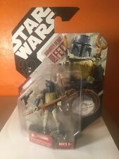 Star Wars 30th Anniversary Animated Debut Boba Fett W/Coin #24 Hasbro 2007