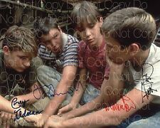 Stand By Me signed Phoenix Wheaton 8X10 photo picture poster autograph RP