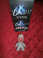 THE X FILES THE TRUTH IS OUT THERE TITANS  VINYL FIGURE FLUKEMAN 2/20