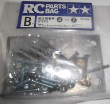 Tamiya - Flatbed Semi-Trailer 56306 Metal Parts Bag B #9415259