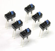 6x TCRT5000 Vishay Infrared Reflective IR Optical Sensor Photoelectric Switch