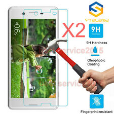 2Pcs Premium Tempered Glass Screen Protector For Sony Xperia X / X Performance