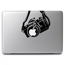 "Nikon Camera for Apple Macbook Air Pro 11 13 15 17"" Laptop Vinyl Decal Sticker"