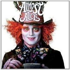 Almost ALICE CD soft rock 16 tracks nuovo