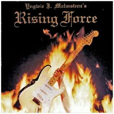Yngwie J. Malmsteen's Rising Force CD NEW SEALED Malmsteen Heavy Metal