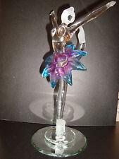 Genuine Handmade  Spun Glass~Ballerina~Figure~Boxed~C~uk seller