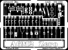 Eduard Zoom FE129 1/48 Hasegawa Mitsubishi A6M2 'Zero'