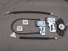 Skoda Octavia WINDOW REGULATOR REPAIR SET 4/5 DOORS FRONT LEFT UK PASSENGER NSF