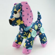 SEWING PATTERN - Melly & Me - Pebbles Puppy - Softie Toy Cute Boys Girl