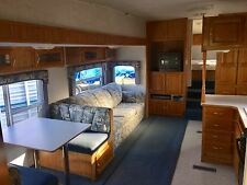 VERY NICE 27ft DUTCHMEN 5th wheel Camper w/ BIG Slide out BUNK Beds NO RESERVE