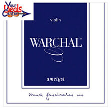 Warchal Ametyst Violin String Set 3/4 / E Ball  End