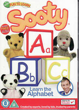 Sooty: ABC  - Learn Your Alphabet  - Brand New & Sealed