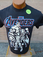 Mens Mad Engine Marvel Brand Avengers Glow in the Dark Shirt New 2XL