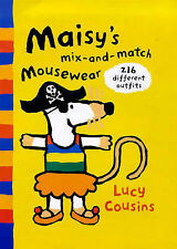 Maisy's Mix and Match Mousewear, Lucy Cousins