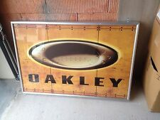 Oakley Display Light Case Cadre Lumineux Rare Collector