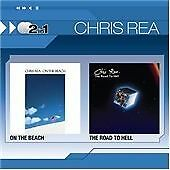 Chris Rea - On the Beach/Road to Hell (2008) 2CD Import (Germany 1986)