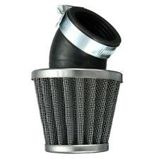 38mm 39mm 40mm Angled Air Filter Black For 50cc 110cc 125cc 140cc Pit Dirt Bike