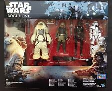 Star Wars: Rogue One - 4 pack Death Trooper, Moroff, Pao, Stormtrooper - BNIB