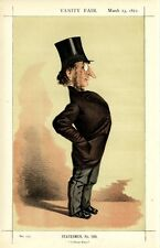HOME RULE FOR IRELAND MR. MAGUIRE CELTIC COUNTRYMAN 1872 VANITY FAIR CARICATURE
