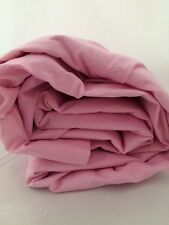 Full Flat Sheet Petal Pink with smudge Candy Bubblegum Company Store Kids