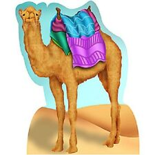 INDIA CAMEL STANDEE  * egypt * egyptian party decorations *