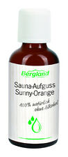 Bergland Sauna-Aufguss Sunny Orange 50 ml