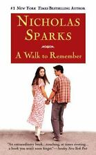A Walk to Remember by Nicholas Sparks (2000, Paperback, Movie Tie-In, Reprint)