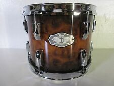 "Pearl Vision VSX Rack Tom - 10 X 8"" - Burl Walnut Burst - Birch Shell"