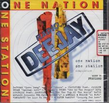 One Nation One Station RADIO DEEJAY - CD Compilation - Mixed by Prezioso