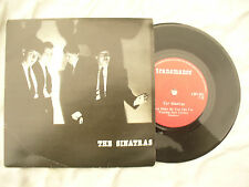 THE SINATRAS YOU MAKE ME FEEL LIKE I'M WEARING NEW CLOTHES cbv001........ 45rpm