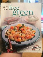 SLIMMING WORLD 50 FREE GREEN RECIPES - BRAND NEW, GREEN DAYS OR VEGETARIAN