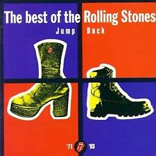 Rolling Stones Jump Back: The Best of the Rolling Stones CD