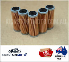 Oil Filters for KTM 350EXC-F 350SX-F 350XC-F 11-16 EXC SX XC 350 Freeride