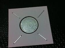 Germany COIN- Third Reich-10 Pfennig 1941- F- ZINC- FANTASTIC COIN !!!