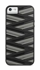 X-Doria Dash Rapt Series Polycarbonate Case For iPhone SE / 5S / 5 (Black/Gray)