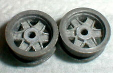 1960's Vintage Stanadrd Ford GT Wheels by COX #9832 Tapped 5:40 axles 1/24 NOS