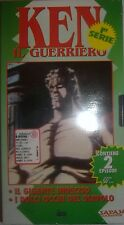 VHS - HOBBY & WORK/ KEN IL GUERRIERO - VOLUME 71 - EPISODI 2