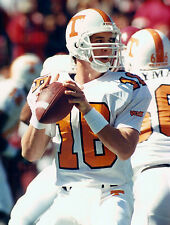 PAYTON MANNING TENNESSEE COLTS BRONCOS FUTURE HALL OF FAME LEGEND  8X10