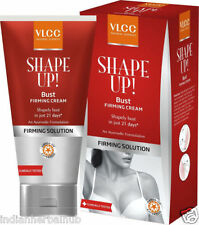 Bust Breast Firming Cream VLCC Natural Sexy Tight Lifting Tested Shape Up 100 ML