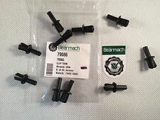 Land Rover Discovery 2 Rear Bumper Top Trim Fixing Clips x10 OEM Quality 79086