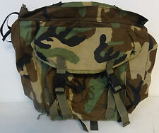 US Army Combat Patrol Pack Woodland Extremely Gently Used