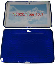 "Custodia in gel Pattern PROTEZ BLU PER SAMSUNG GALAXY NOTE 10.1"" n8000 n8010"