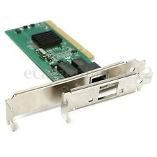 Gigabit Ethernet LAN Low Profile PCI Network Desktop Controller Card 10/100/1000