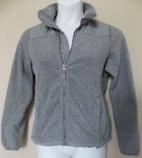 Aeropostale Long Sleeve Fleece Jacket Women's/Junior's Size M Gray
